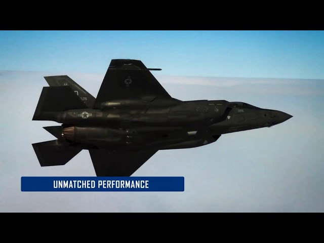 The F-35 Lightning II Offers Economic Benefits for Many Decades