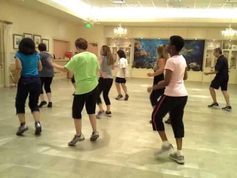 Cool Whip Line Dance