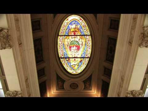 Le Péristyle en Sorbonne
