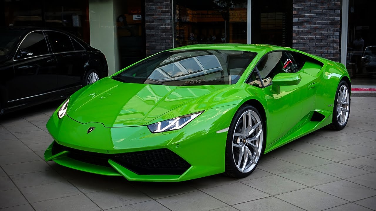 Lamborghini Huracan Lp610 4 V Log Youtube