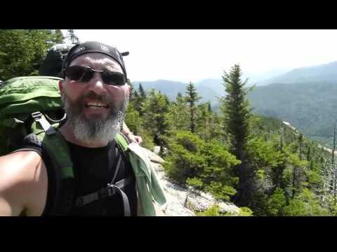 Appalachian Trail AT Thru Hike 2015 Sam I Am #33 WHITE MOUNTAINS!