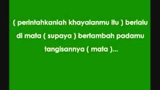 lirik lagu huwannur oleh guru sekumpul