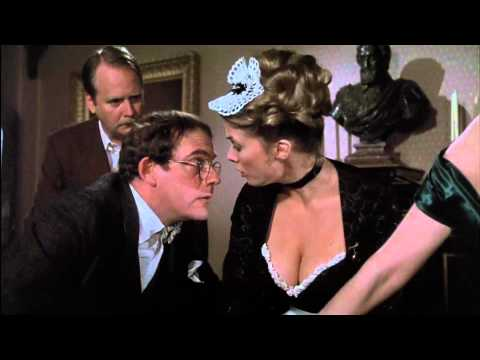 Colleen Camp  Lesley Ann Warren Cleavage Clue