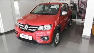 2018 Renault Kwid RXT 1.0 Review I Features, Price & Specifications