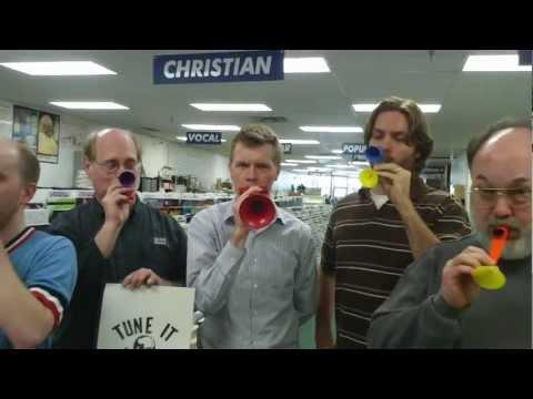You can Kazoo Too! Kazoobie Kazoo Ensemble at Groth Music