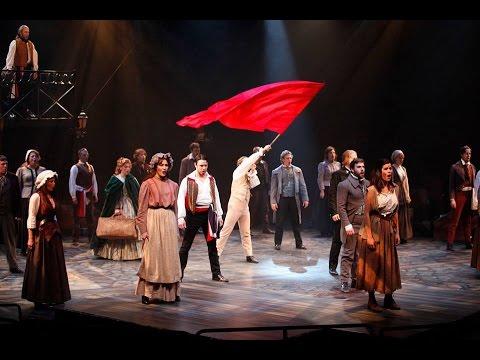 LES MISÉRABLES - North Shore Music Theatre (2014)
