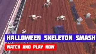 Halloween Skeleton Smash · Game · Gameplay