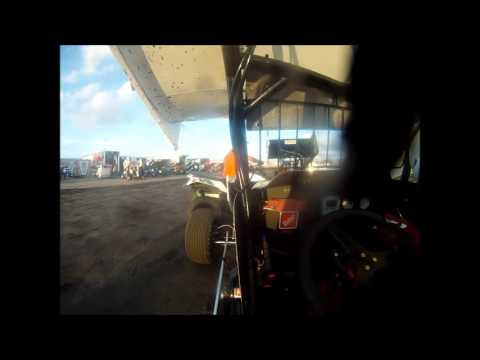 Hotlaps / Qualifying - 305 Knoxville Raceway - Dan Henning # 41D 8/28/2016
