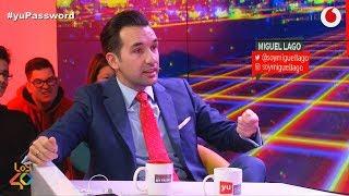 Miguel Lago insulta a Dani Mateo #yuPassword