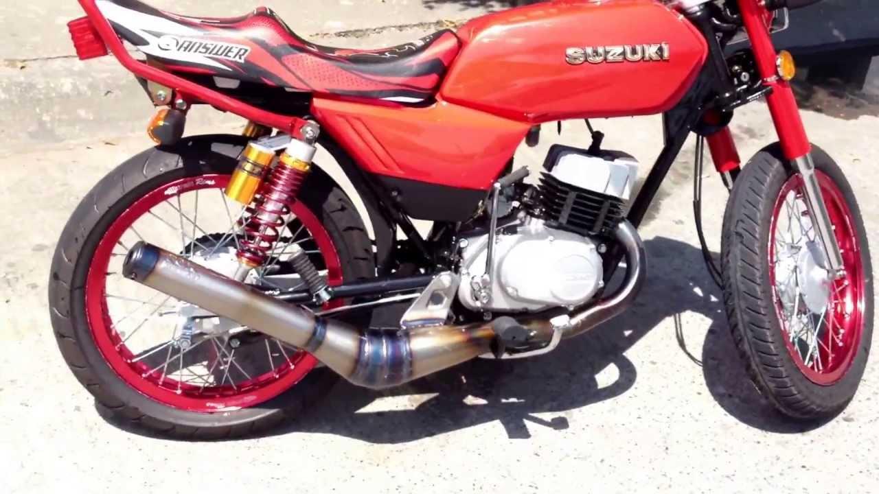Suzuki Ax Cc