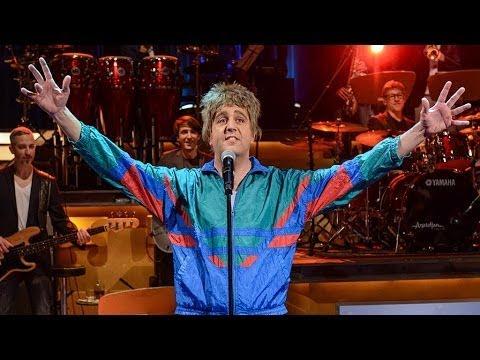 Der Wochentage Song - Ottmar Zittlau - TV total classic