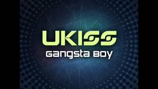 유키스 u kiss 싱글 01 gangsta boy