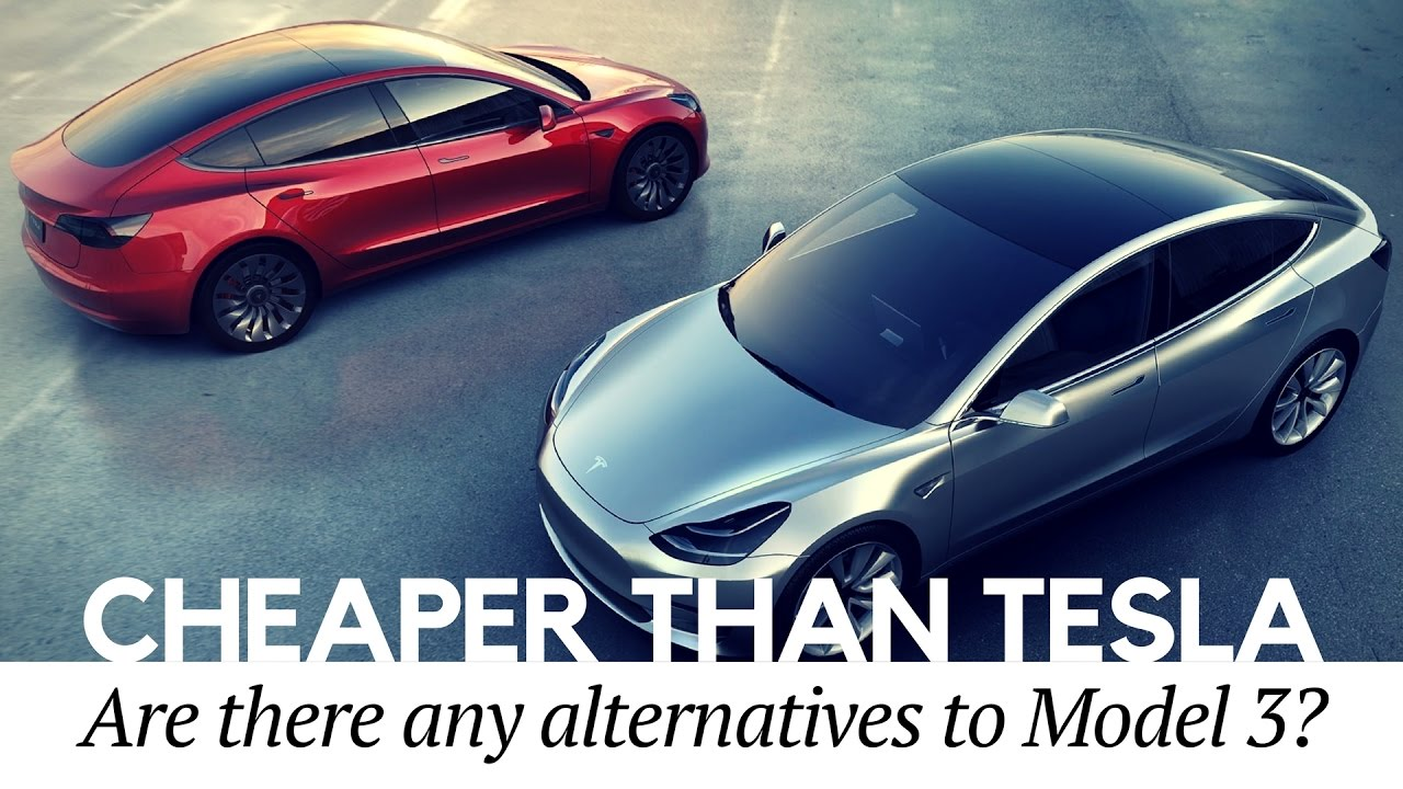 Cheaper than Tesla Model 3? Top 10 Alternative Electric Cars with Good Battery Range