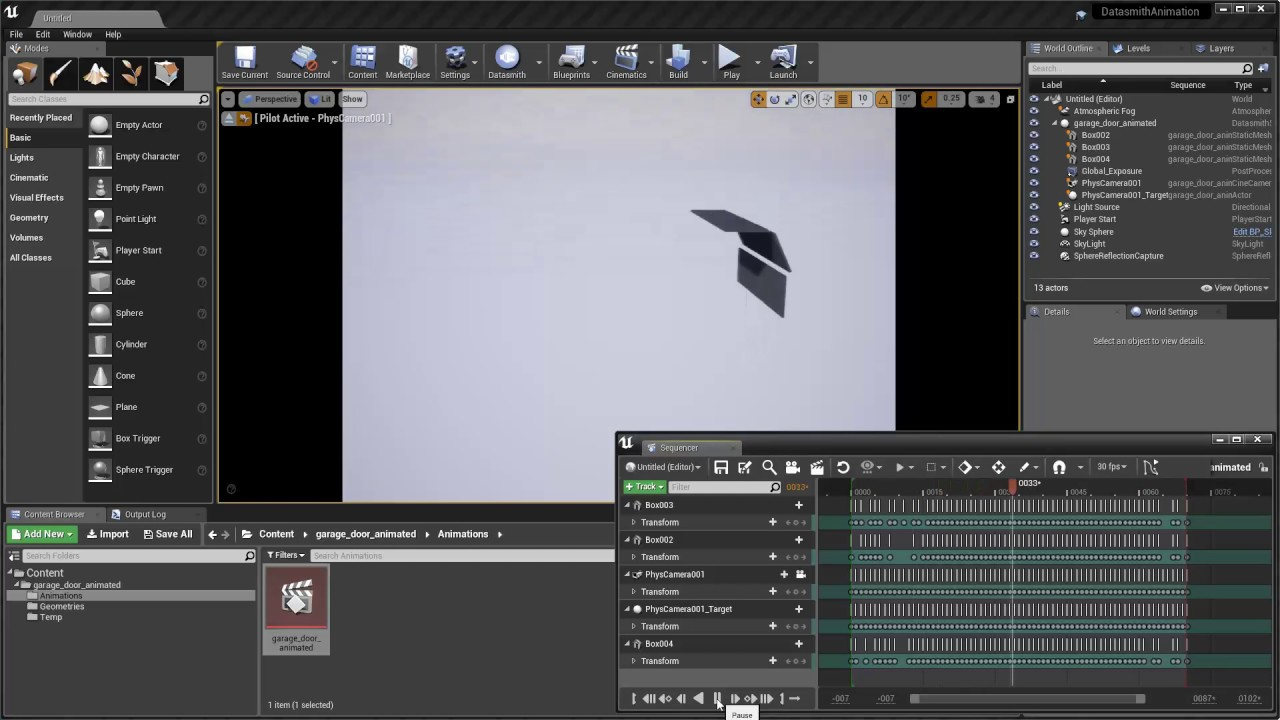 About the Datasmith Import Process   Unreal Engine Documentation