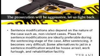 Terani Law Firm - Sentence Modifications - Criminal Defense Attorneys - www.CriminalAttorneyUSA.com