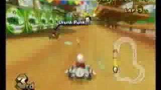 Mario Kart Wii Online 8-02-2008