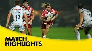 Gloucester v Exeter Chiefs - Aviva Premiership Rugby 2014/15