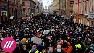 «Это суперуспешная акция!». Директор ФБК подвел итоги митингов в поддержку Алексея Навального