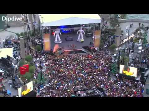 Видео: Самый массовый флешмоб книга рекордов Гинесса