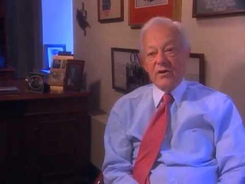 Bob Schieffer on covering President Gerald Ford - EMMYTVLEGENDS.ORG