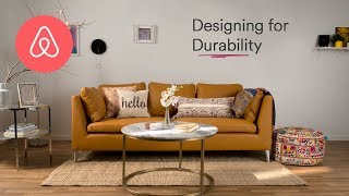 Gambar cover Designing For Durability | Airbnb Plus Host Tips | Airbnb