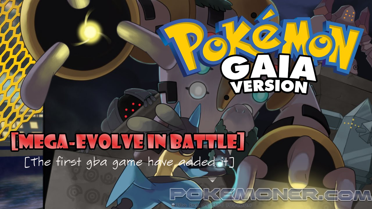 Pokemon gaia walkthrough
