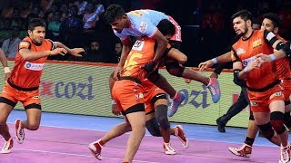 Pro Kabaddi 2018 Highlights | Jaipur Pink Panthers vs Bengaluru Bulls | Hindi
