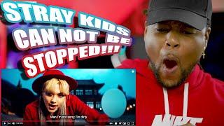 "Stray Kids ""소리꾼"" ( THUNDEROUS) M/V | REACTION!!!"