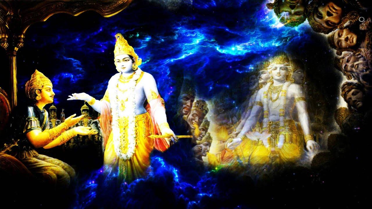 Bhagavad Gita Chapter 1 Lyrics in Sanskrit - Bhagavad Gita ...