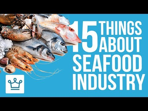 15 Things You Didn't Know About The Seafood Industry