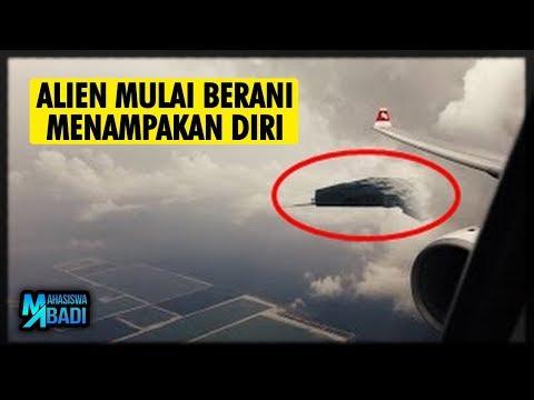 Ada di Indonesia !?! 5 PENAMPAKAN UFO PALING NYATA YANG TERJADI DI TAHUN 2018