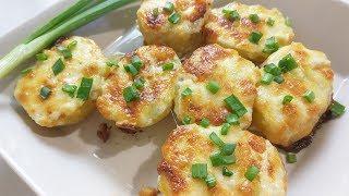 Так Картошку Готовить Можно Хоть  каждый день и на Праздник .Это Очень Вкусно !