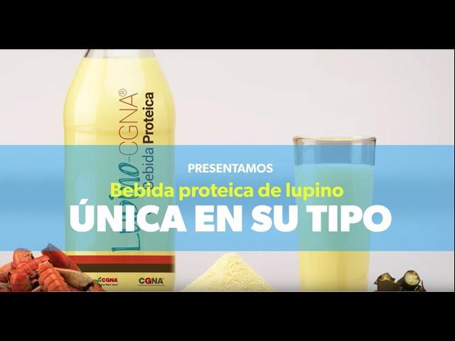 Lupino CGNA® Bebida Proteica