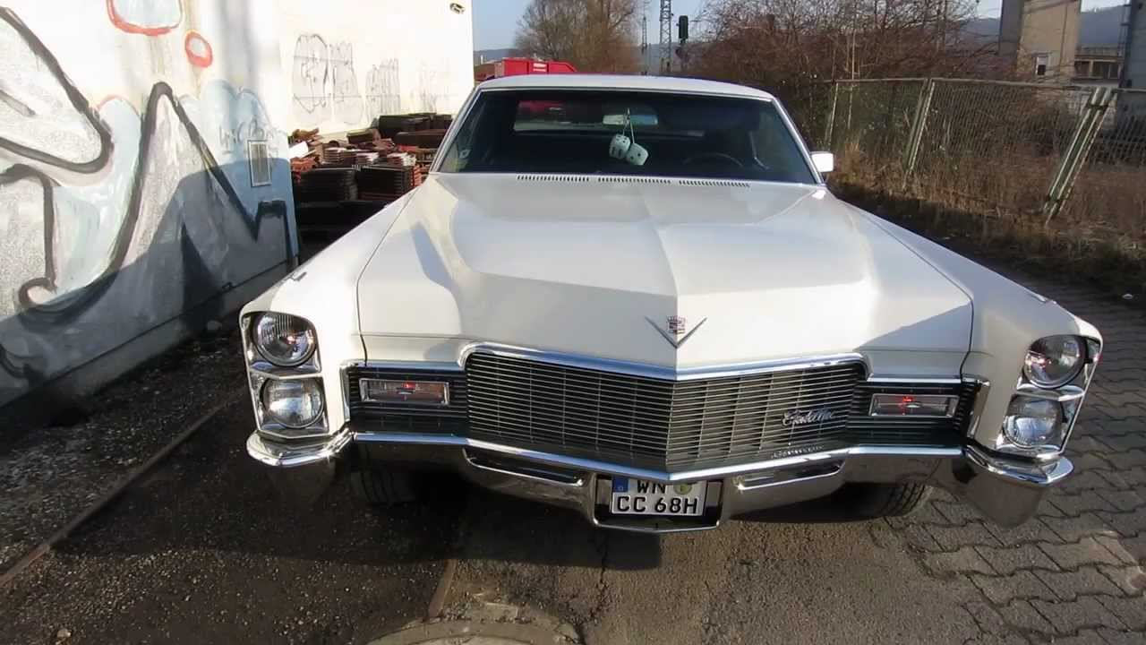 1968 Cadillac Calais Coupe Walk Around Youtube