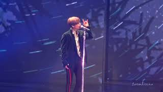 180902 SHINee FanParty 셀수없는 (countless) Taemin Focus[4K]