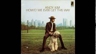 ANDY KIM * How'd We Ever Get This Way   1968   HQ