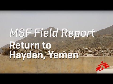 Return to Haydan, Yemen