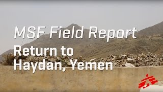 Return to Haydan, Yemen
