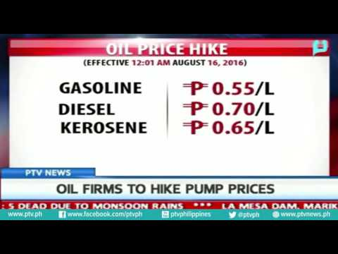 Oil firms to hike pump prices