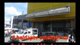 HOLDAP SA NCCC MALL TAGUM CITY 1 SEKYU PATAY