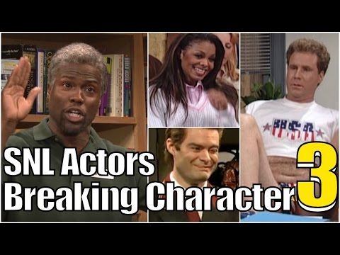 Thumbnail: SNL Bloopers & Actors Breaking Character Compilation (Part 3)