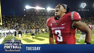 Washington State football topples Oregon in double overtime
