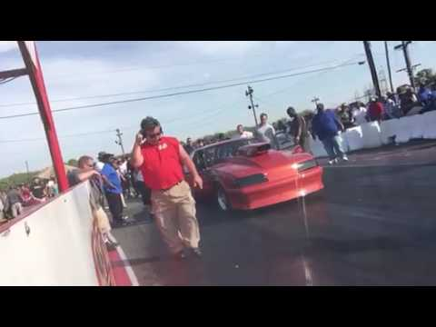 Jeff Rogers grudge match at capital raceway