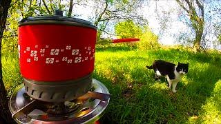 Как сварить манку для рыбалки | Обзор кастрюли Инферно(Кастрюля: http://www.novatour.ru/vessels/Kastryulya-Inferno-1-4l?c=1318&ref=43752 В этом видео я рассказал о кастрюле