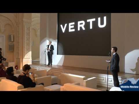 Презентация Vertu Ti