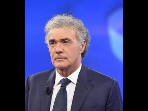 Massimo Giletti si scontra con Italo Bocchino a Non è l'Arena