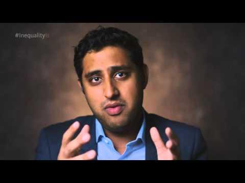 Rajiv Joshi on how inequality hurts business