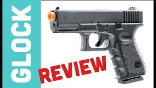 Umarex Airsoft Glock 17 Gun Review
