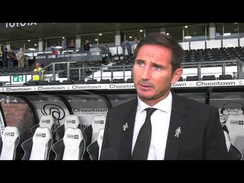 POST MATCH | Frank Lampard Post Leeds United (H)