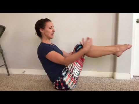 beginner yoga stretches  youtube